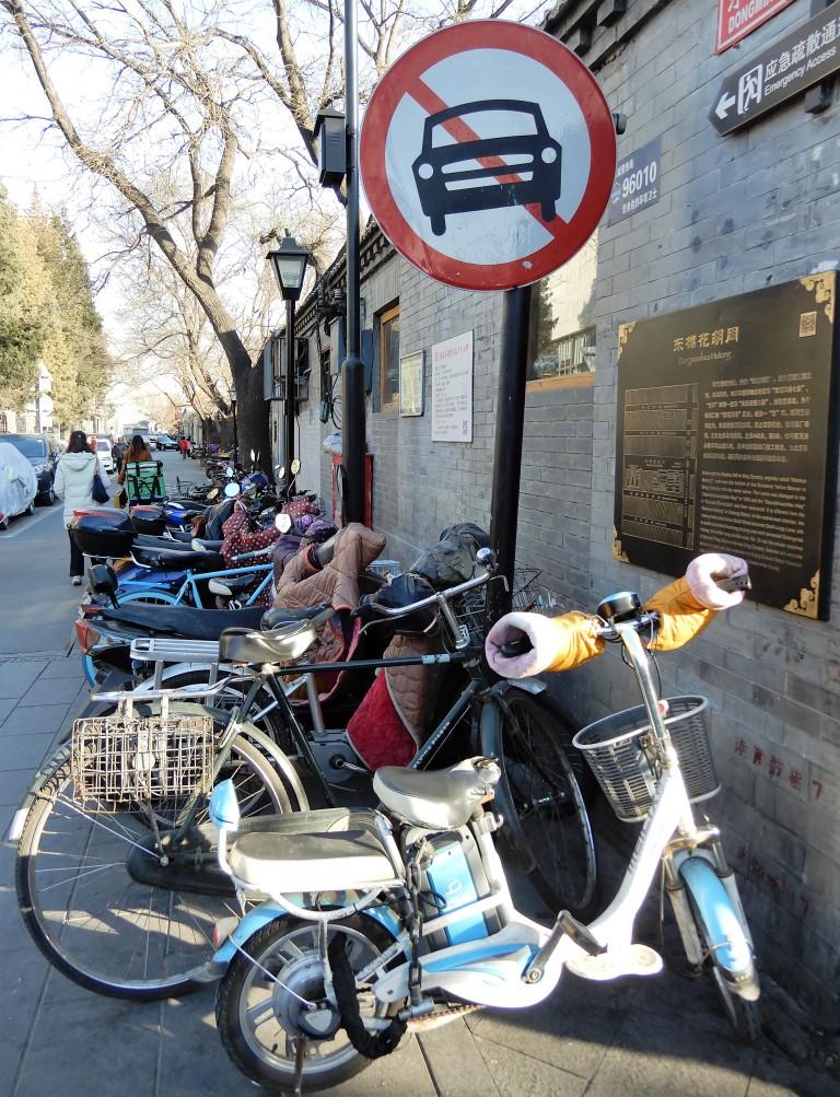 beijing - scooters 2