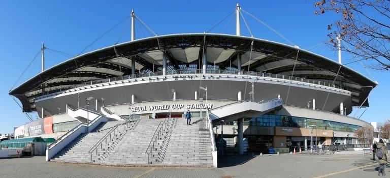 Seoul - World Cup Stadion