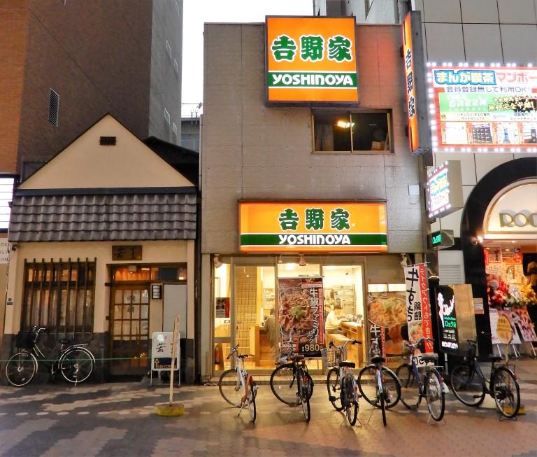 Tokyo - cycling 1