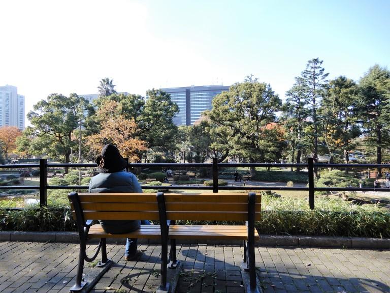 Tokyo - urban greenergy 2- Hibiya Park