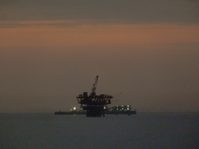 2. Peru - Lobitos - Oil platform
