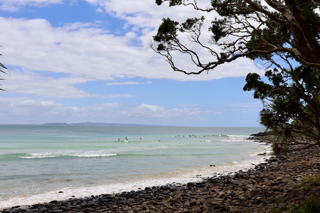 Noosa, the surf paradise aside of the rainforest (c) finfinnews