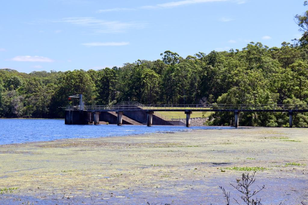 The Wappa Wappa Dam (c) Finfinnews